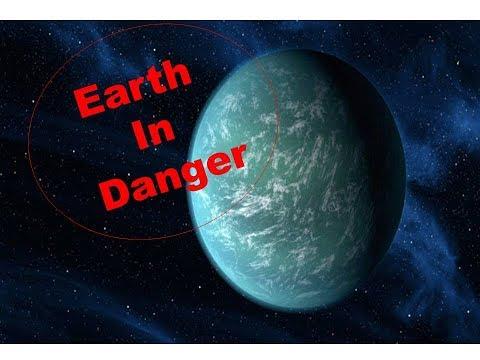Earth In Danger Nasa  Report || Presented by Herfan Moula