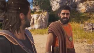 """Шо ты бл#ть за демон?[Assassin's Creed: Odyssey """"Баги, Приколы, Фейлы""""]"""