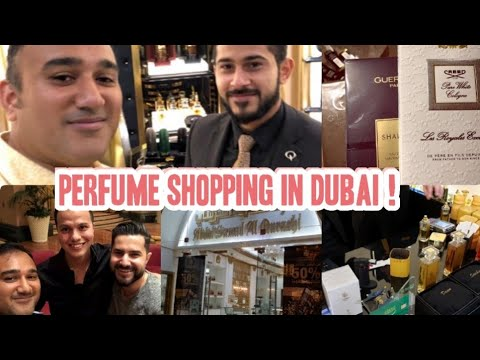 Perfume Shopping In Dubai | Oud, Bukhoor, Attar