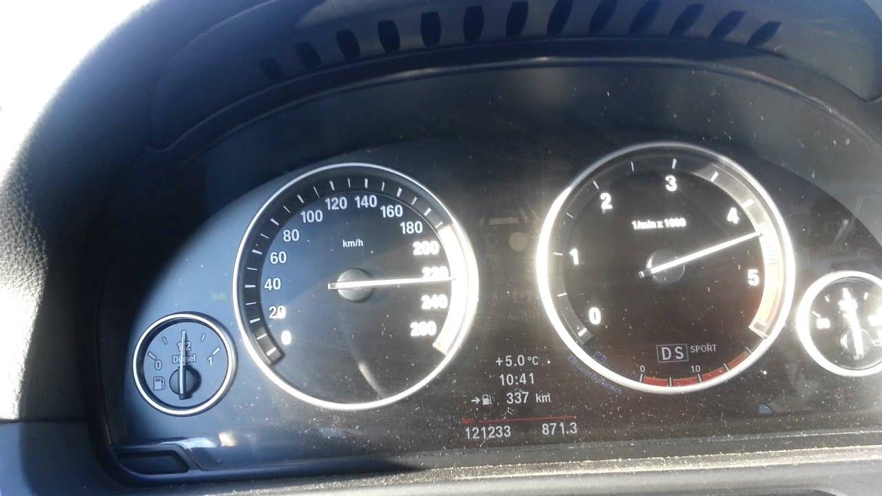 A6 3 0biTDI 313KM vs BMW F10 3 0D 245KM