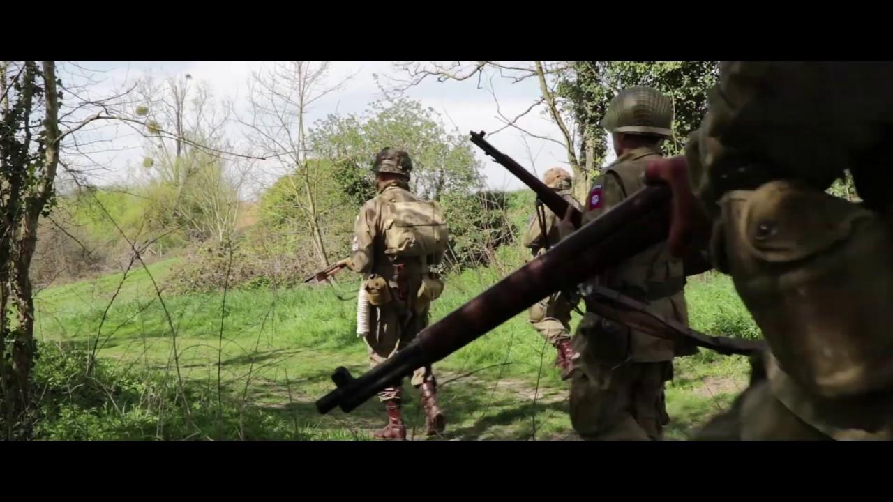 Bande annonce reconstitution des 18 et 19 mai 2019  - Bataille de Normandie 1944 - ww2