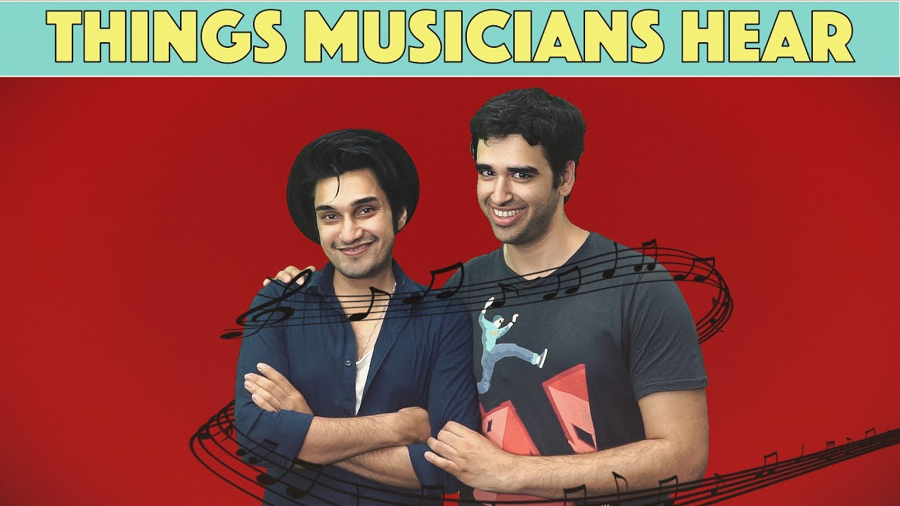 Things Pakistani Musicians Hear (feat. Uzair Jaswal) | MangoBaaz