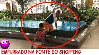 VALENTINA NA FONTE DO SHOPPING