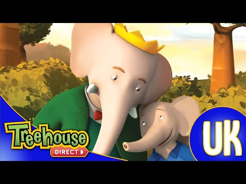 Babar and the Adventures of Badou: Tunnels O' Fun/Old Tusks - Ep.28