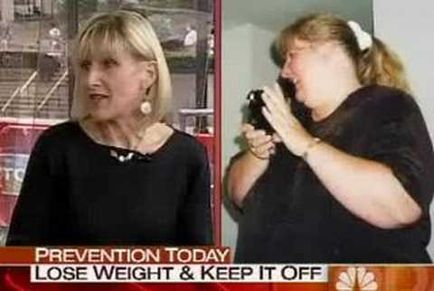 A woman who lost 213 pounds