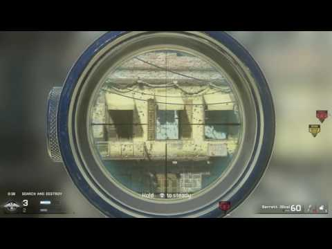 Modern Warfare Remastered 3v3 This Team Is Average VS GooseEggs