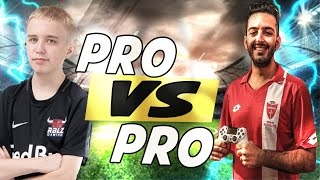 PRO VS PRO- CACCIA VS ANDERS  , IL WONDERKID DANESE