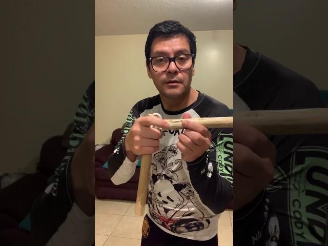 Nunchakus tips 01(Swings/Pivots/Pases)