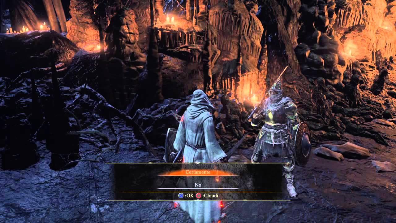 dark souls iii, Dark Souls III: Tutti i patti