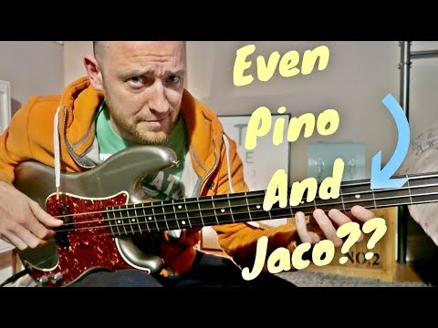 The riff EVERY bass player gets wrong even Pino and Jaco