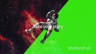 Make Anything with Green Screen Footage | Shutterstock.com (0:15)