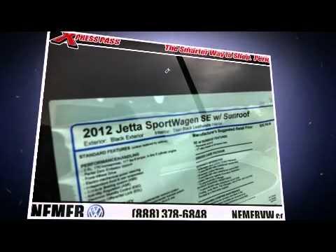 2012 Volkswagen Jetta Sportwagen Se 2 5l W Sunroof Pzev