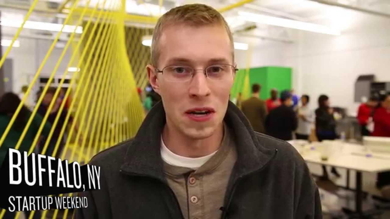 Buffalo Startup Weekend - Alumnus - Chris Way - Atinga Project