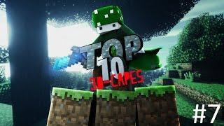 3D-Capes und Zerfledderte Capes! | Top10 LabyMod-Capes! | Pilzig