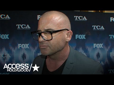 'Prison Break's' Dominic Purcell On How Lincoln Burrows Is Different In Revival  Access Hollywood