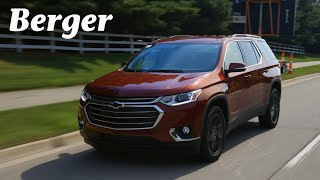 Traverse & Equinox Offers // Berger Chevy
