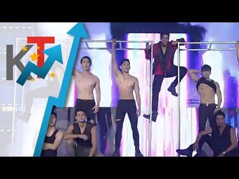 BidaMan Top 12 muling pinakilig ang Madlang People sa kanilang performance 😍