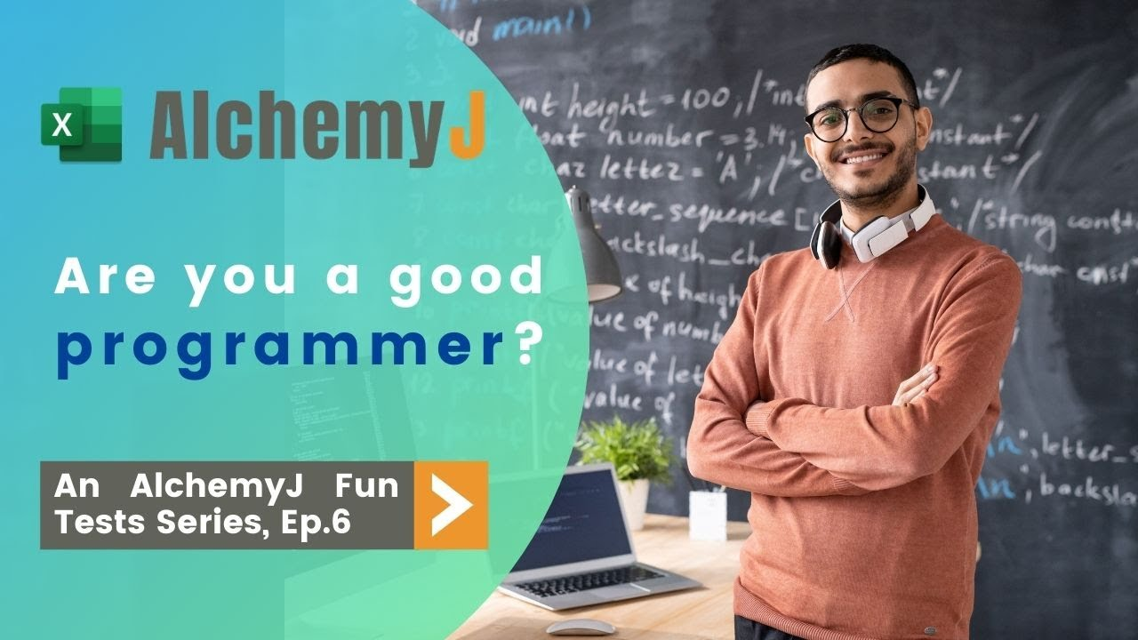 Self Assessment - Are you a good programmer?