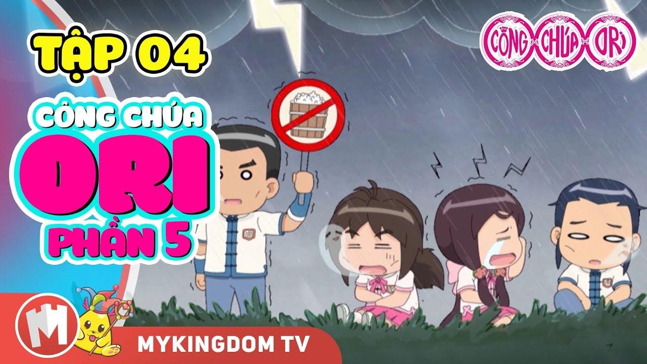 CÔNG CHÚA ORI - Phần 5 | Tập 04: Khỏe Mấy Cũng Sẽ Có Lúc Bệnh | Phim hoạt hình Ori mới 2020