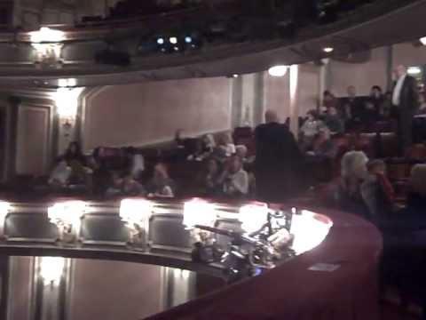 Inside Her Majesty's Theatre, London