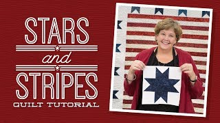 Click here for supplies: http://bit.ly/StarsAndStripes_yt Jenny dem...