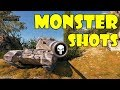 Gambar cover World of Tanks - Funny Moments | MONSTER SHOTS! WoT Ammo Rack, June 2018