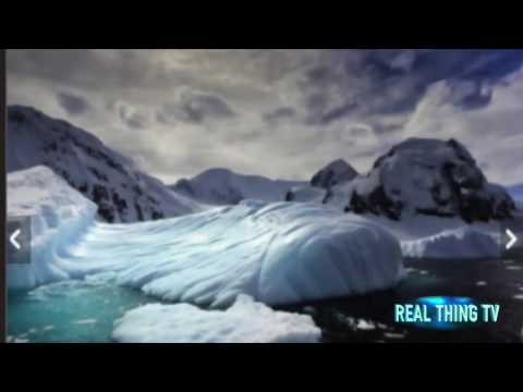 ENORMOUS iceberg close to BREAKING AWAY from Antarctica risking FOUR INCH sea rise