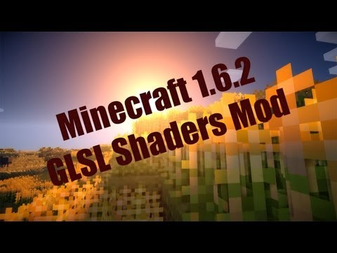 Шейдеры для Майнкрафт, скачать Shader Minecraft