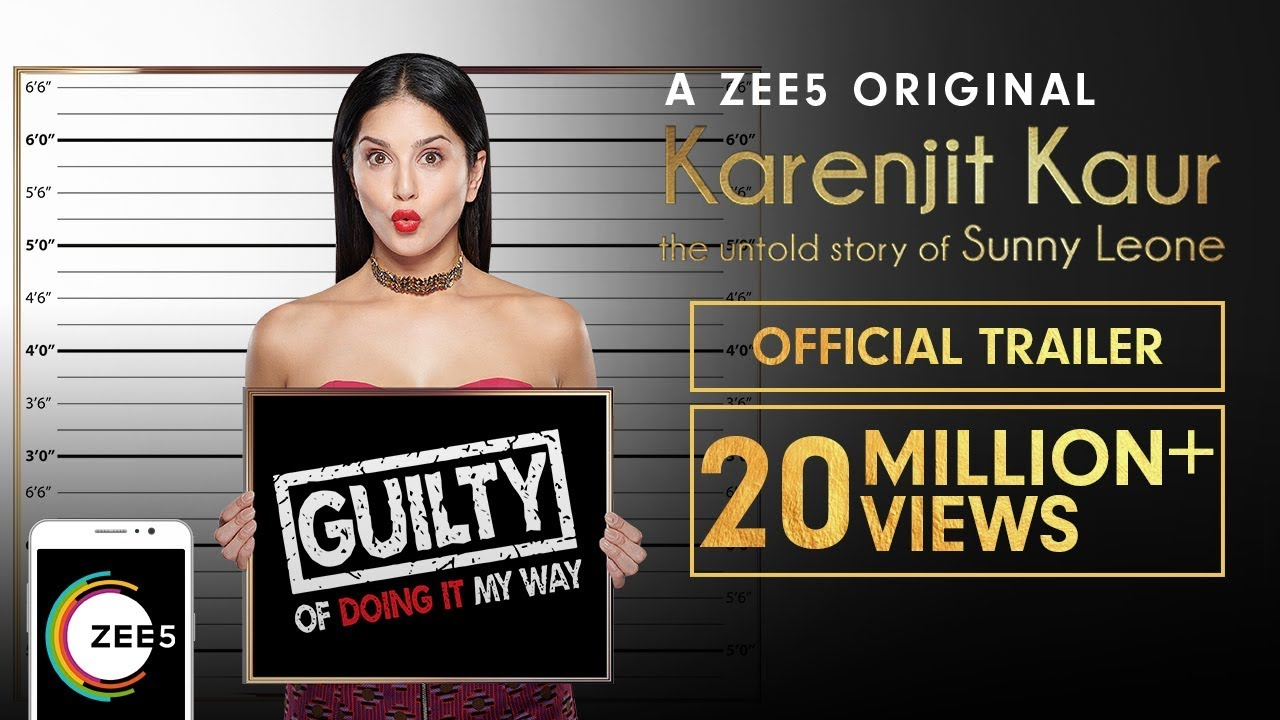 Karenjit Kaur The Untold Story of Sunny Leone Season 1 Complete Download HDTV