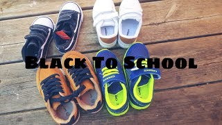 Big Haul : Back to School !!