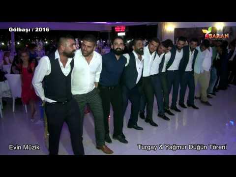 Turgay & Yağmur Düğün Töreni Evin Müzik ( Cida - Gowend) Gölbaşı / Ankara 2016