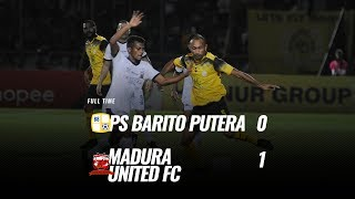 Download Video [Pekan 2] Cuplikan Pertandingan PS Barito Putera vs Madura United FC, 24 Mei 2019 MP3 3GP MP4