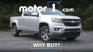 Why Buy? | 2016 Chevrolet Colorado Diesel Review