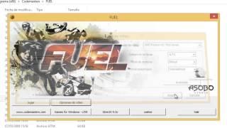Descargar Fuel PC Game Español MEGA