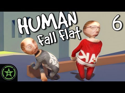 Human Fall Flat Part 6 (Finale) - Play Pals