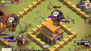 Clash of Clans Clan War Attacks Episode 9: Even Closer Than EVER Before!