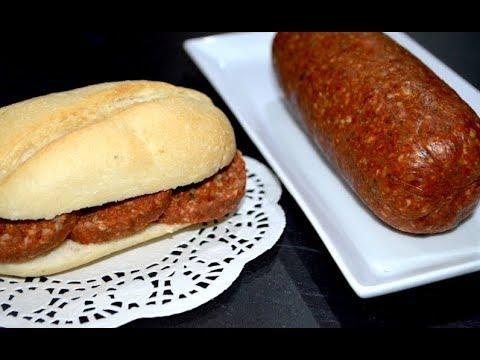 Chorizo Vegano Sin Cocinar Y Sin Gluten El Mejor Sorprendente Fácil Y Rápido Vegan Chorizo Youtube