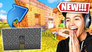 FIXING Preston's UGLY HOUSE 😂! (Minecraft SMP)