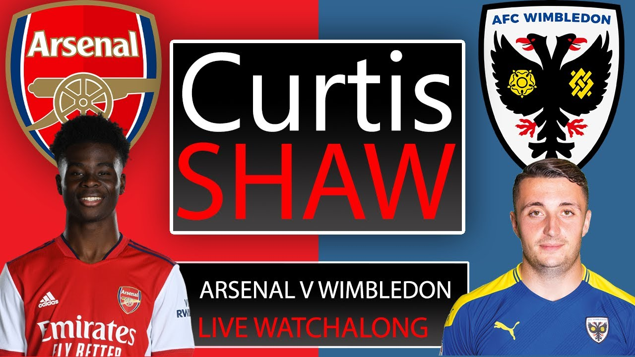 Arsenal vs AFC Wimbledon live stream and how to watch the ...