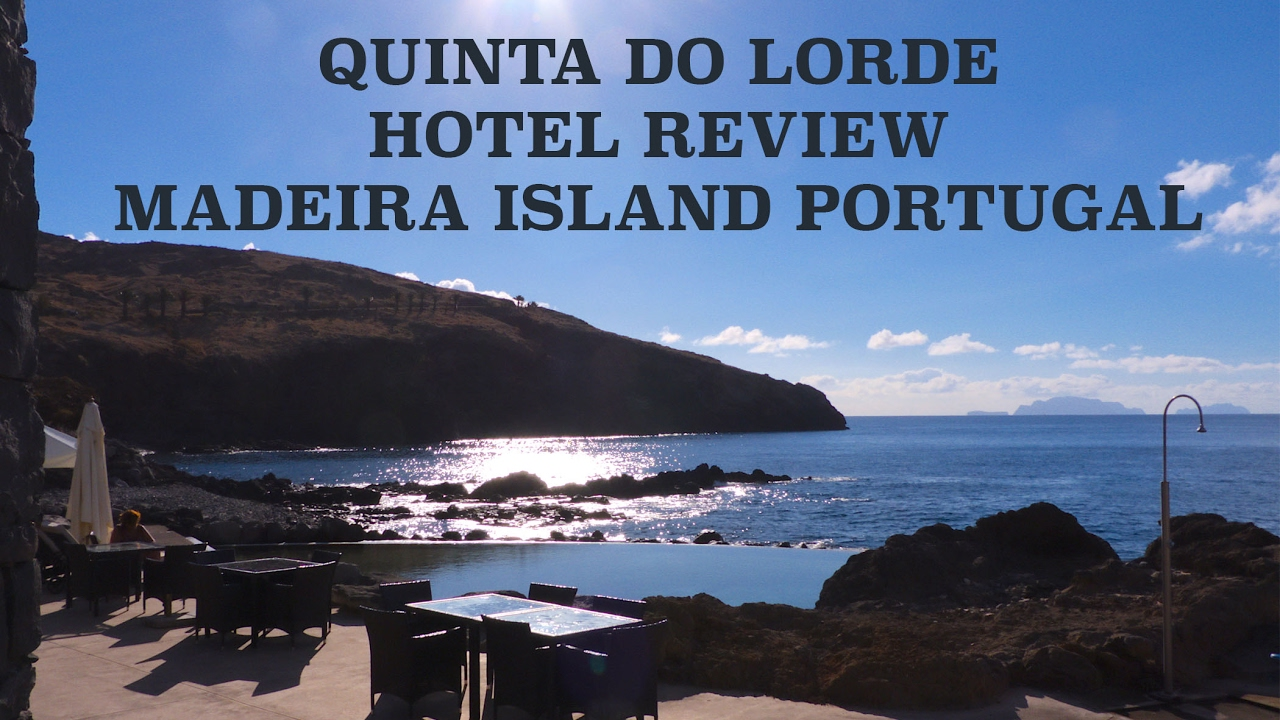 Quinta Do Lorde Resort Travel Madeira Island Portugal Youtube