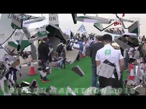 Riyadh marathon 2018 ماراثون الرياض