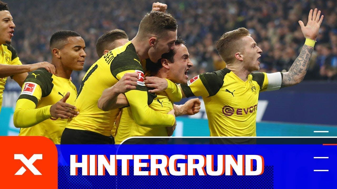 So rockte Lucien Favres Borussia Dortmund die Hinrunde 2018/19 | Borussia Dortmund | SPOX