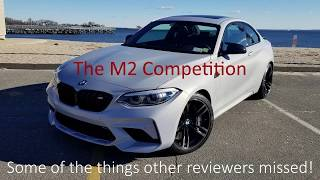 M2 Competition Review - things other reviewers missed!