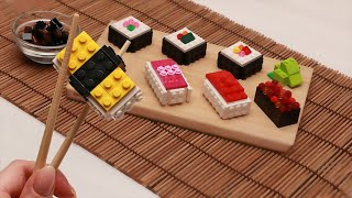 How To Cook LEGO Sushi | Strange Simple Recipe