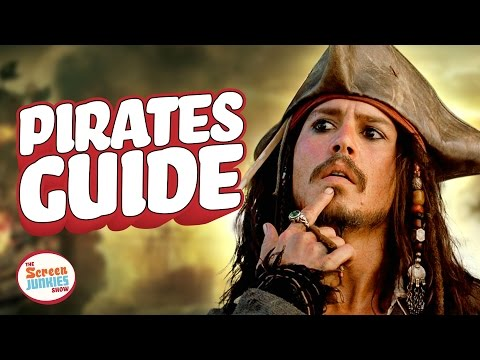 Thumbnail: Skip the Rewatch: A Guide to Pirates of the Caribbean!