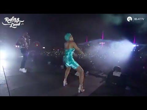Gucci Mane Full Set @ Rolling Loud Miami 2019 With Keyshia Ka'oir 🎡