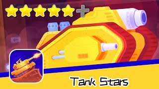 Tank Stars - Playgendary - Day50 MARK 1 Walkthrough Art of Explosion Recommend index five stars