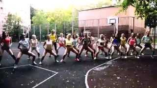 MDC NRG   Lessi   Booty dance   Twerk   Choreography   Moscow