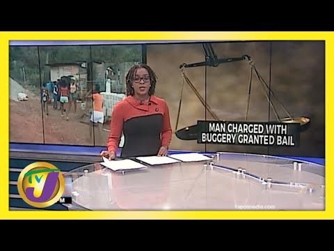 Man Granted Bail   14 Yr Old Jamaican Girl Stabbed Died   TVJ News - May 11 2021