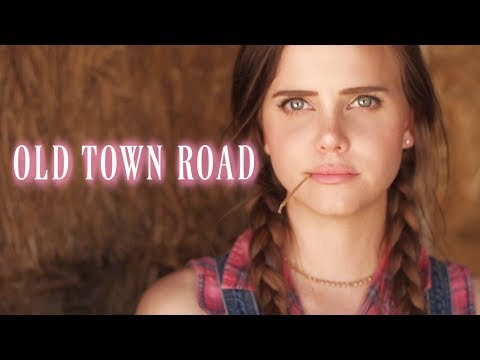 Lil Nas X - Old Town Road (feat. Billy Ray Cyrus) Tiffany Alvord Cover (CLEAN)
